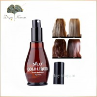 МАСЛО ДЛЯ ВОЛОС SILU Snail Gold Liquid