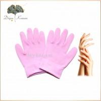 Увлажняющие гелевые перчатки.