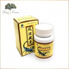 Капсулы  «Цзянкэ» с экстрактом скорпиона от ревматизма, боли в суставах и мышцах 60 шт