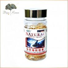 Мягкие капсулыNaturalFishSqualeneСквален для борьбы с опухолями.