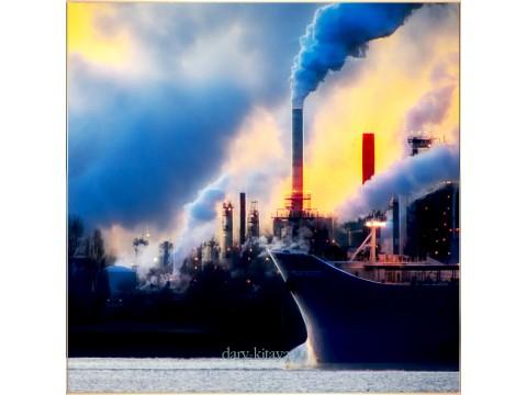Загрязнение воздуха. Влияние на здоровье человека